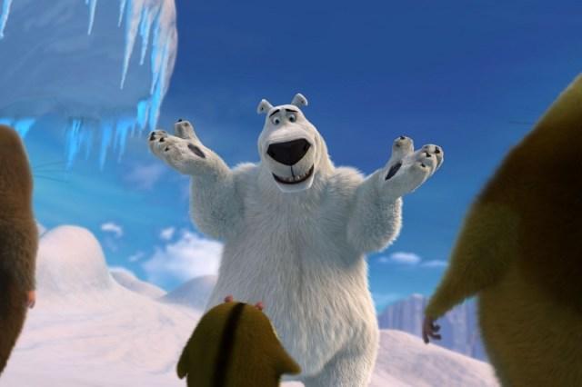 2016 Norm de la Polul Nord