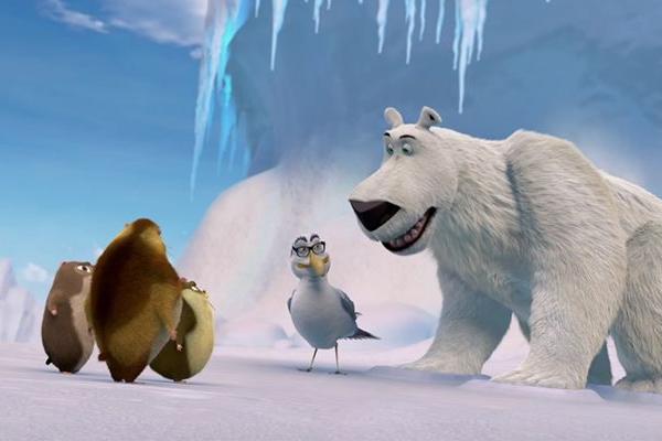 Norm de la Polul Nord Captura Ecran