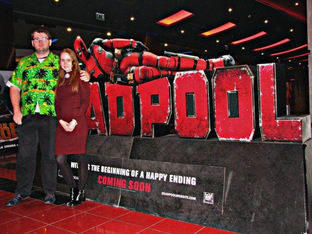 Deadpool Emil Calinescu Diana Duca