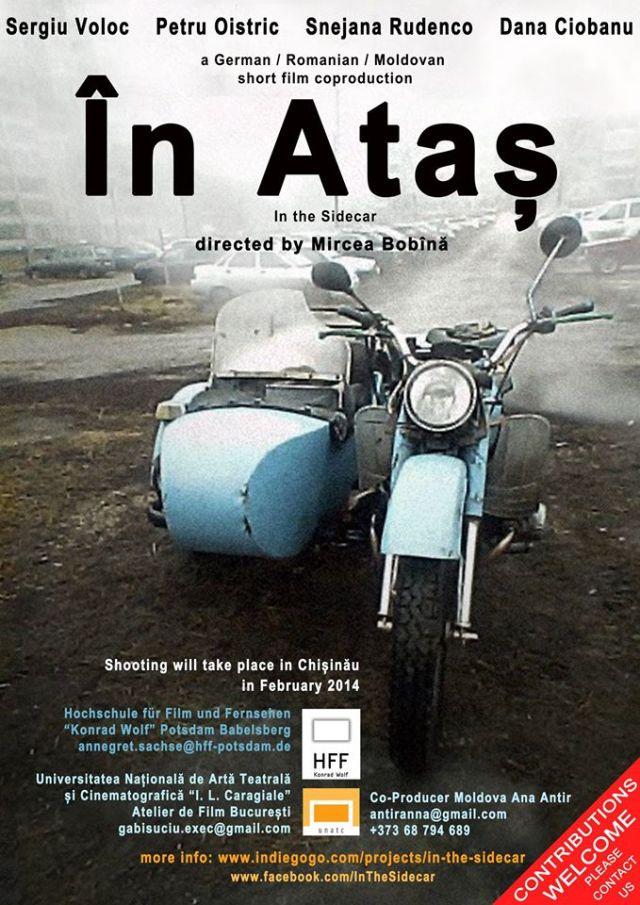 Posterul filmului In Atas