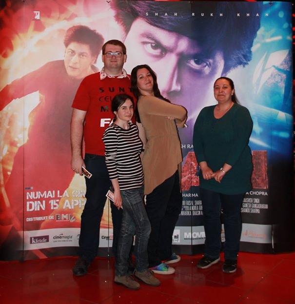 Premiera FILMUL FAN