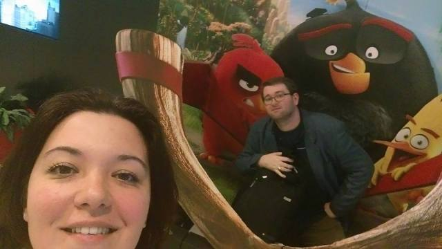 Angry Birds Filmul Emil Calinescu Ana Marin