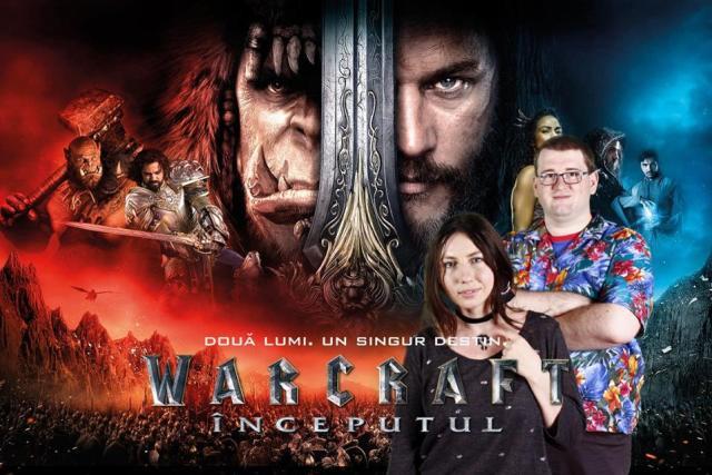 Warcraft Inceputul Emil Irina