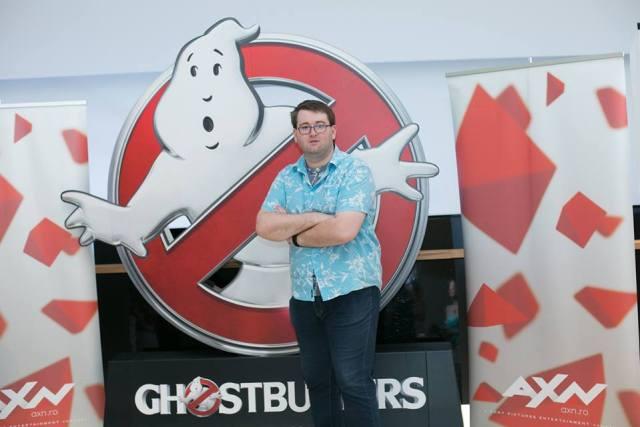 Vanatorii de fantome GhostBusters 2016