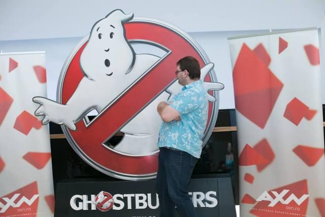 Vanatorii de fantome GhostBusters