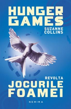 Traducerea seriei Hunger Games a adus plusvaloare patrimoniulu cultural. In plus, cati au citit versiunea originala? 90% au citit traducerea. S-au multumit cu ea. (poza luata de pe Elefant - Link Afiliat)