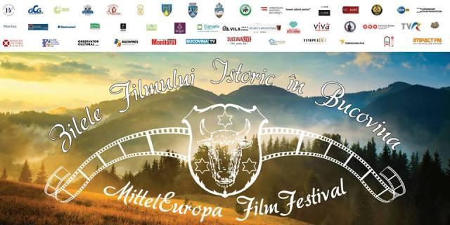 Zilele Filmului Istoric in Bucovina 2016 COVER