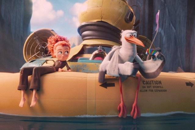 Berzele este o animatie interesanta, confuza si simpatica