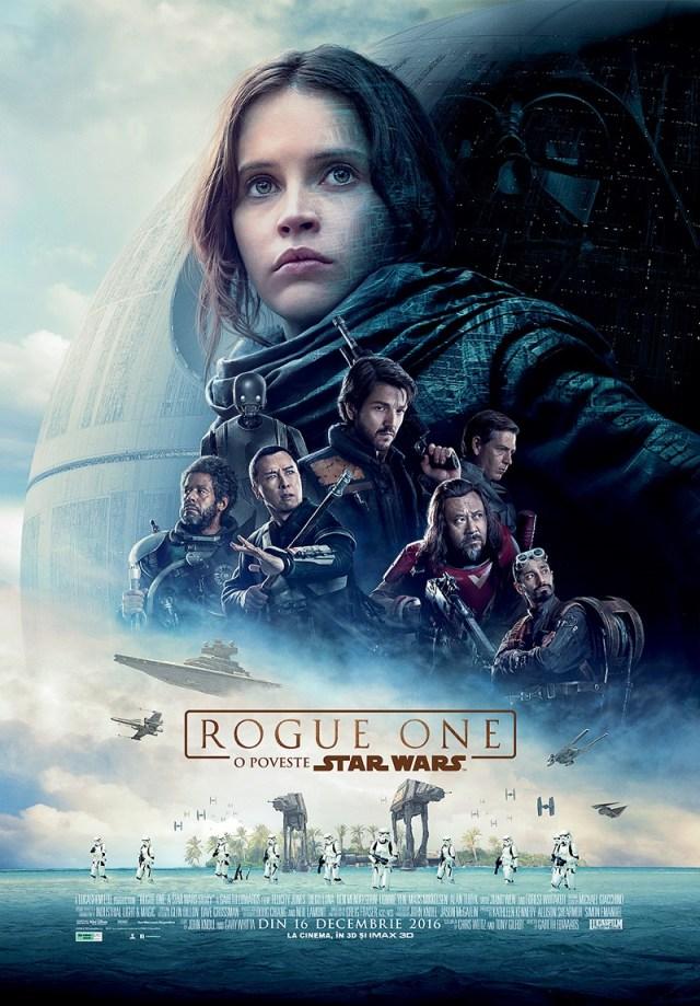 Star Wars fara Darth Vader este o mancare nesarata. Star Wars Rogue One.