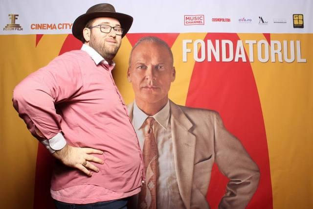 Fondatorul – un film in (de)favoarea McDonalds