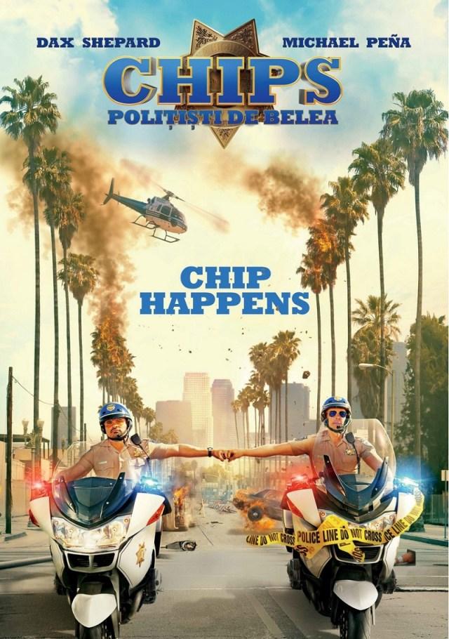 Diferenta dintre CHIPS si un film este diferenta dintre CHIPS si cartofi