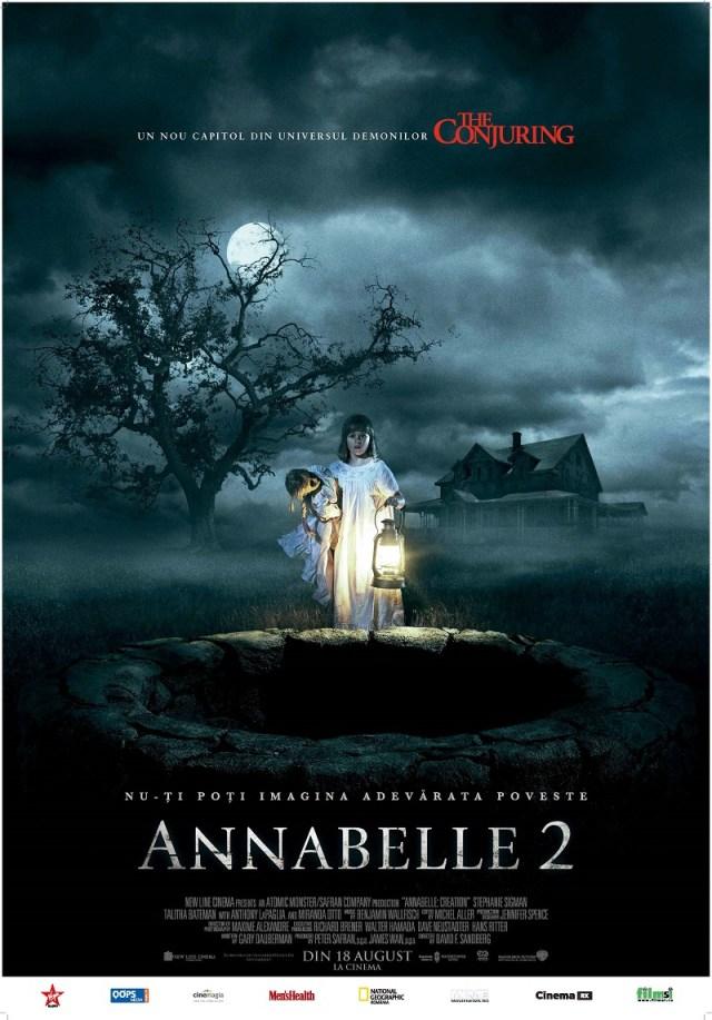 Annabelle 2 – Annabelle: Creation e un prequel la prequel