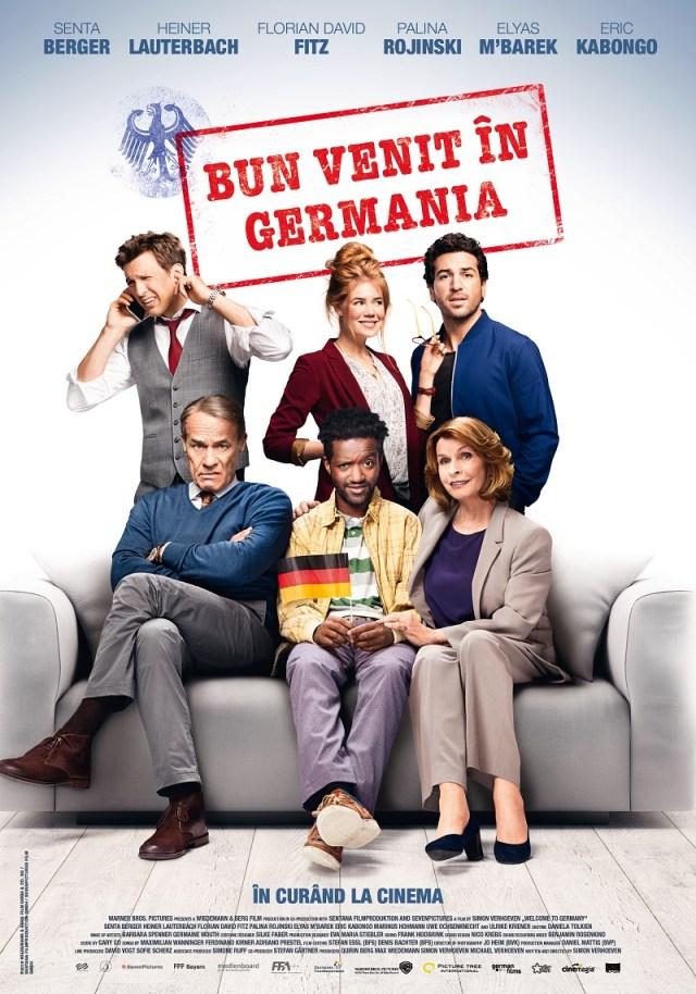 Bun Venit in Germania – Willkommen bei den Hartmanns  (2016)