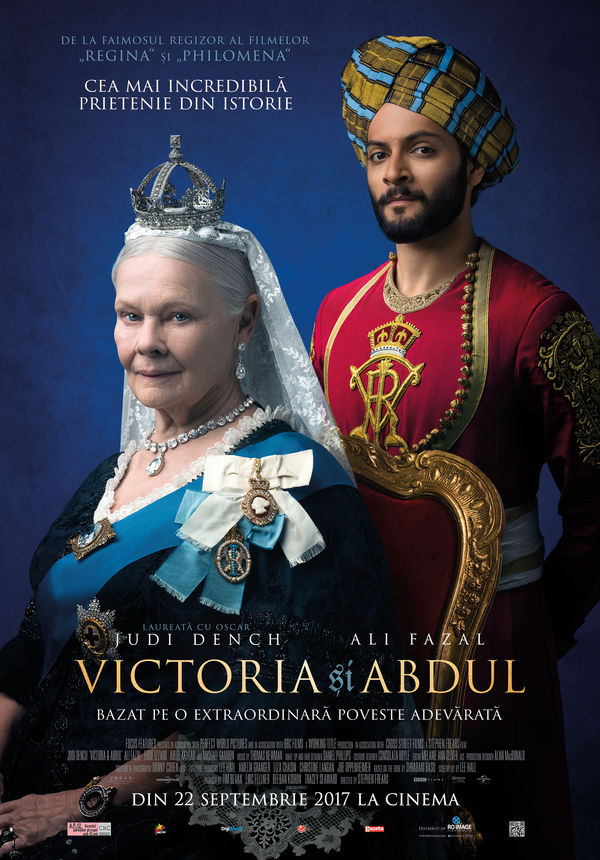 Victoria si Abdul este mai indian decat imi imaginasem