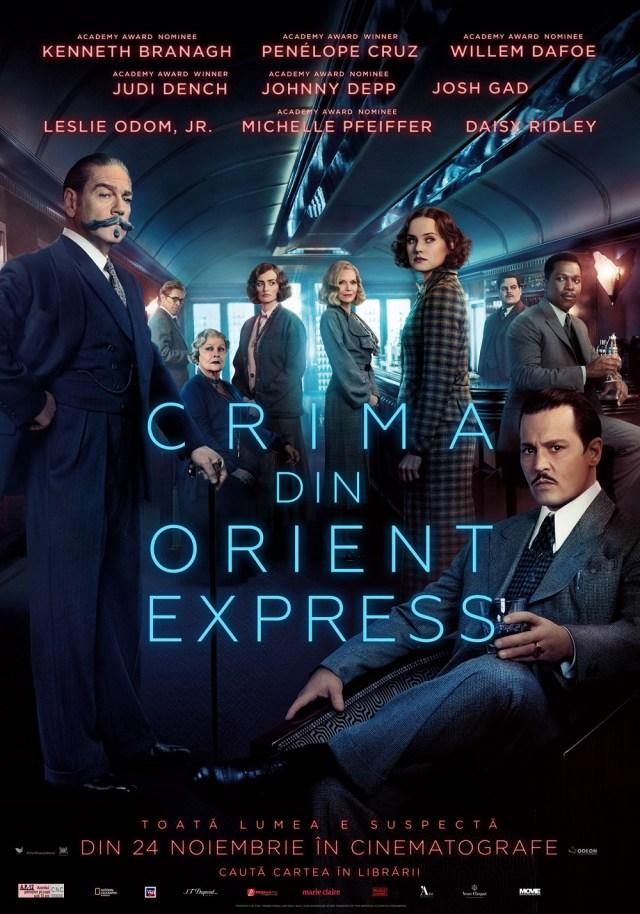Crima din Orient Express este un remake reusit