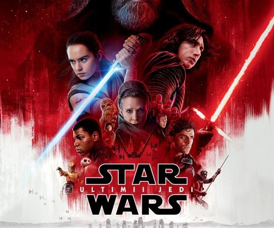 Opt lucruri despre Star Wars VIII – Star Wars: Ultimii Jedi