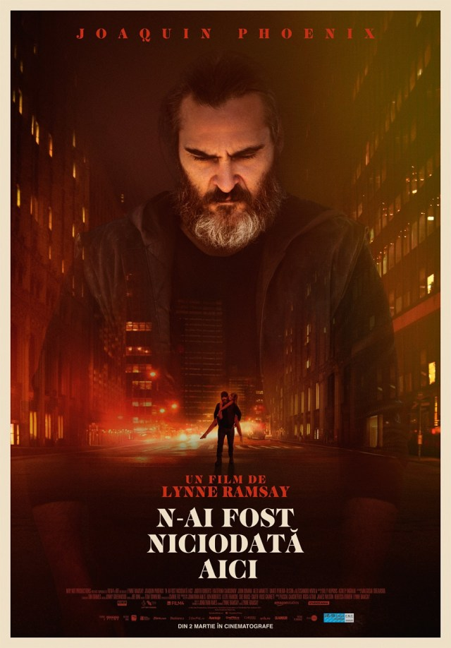 You Were Never Really Here – N-ai fost niciodata aici
