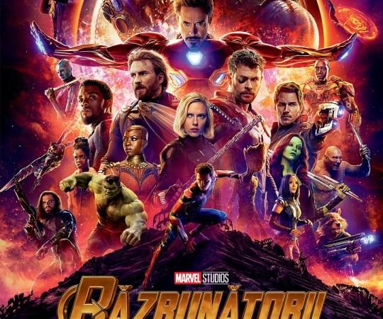Avengers: Infinity War – Razbunatorii: Razboiul infinitului