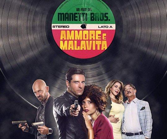 Dragoste si gloante – Ammore e malavita – musical mafiot (aproape) indian – TIFF 2018