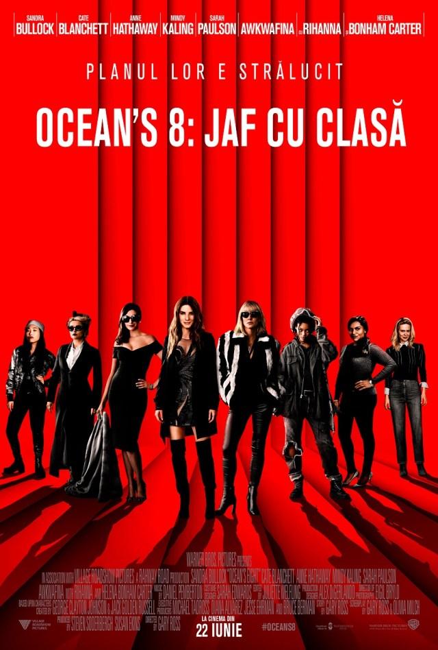 Ana Marin despre Ocean's 8: Jaf cu clasa