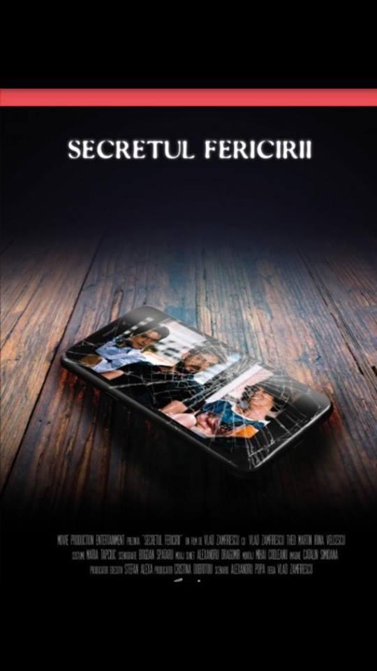 Secretul fericirii este un spectacol de teatru pe marele ecran – TIFF 2018