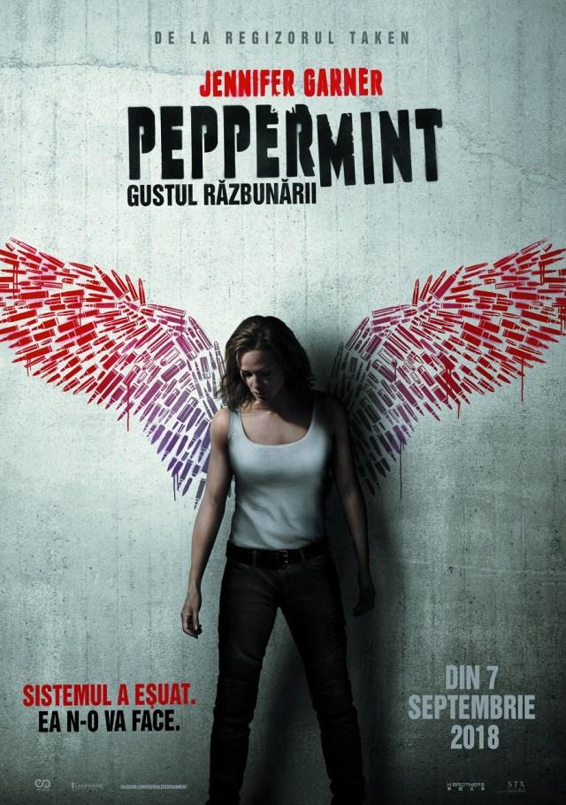 Peppermint: Gustul razbunarii
