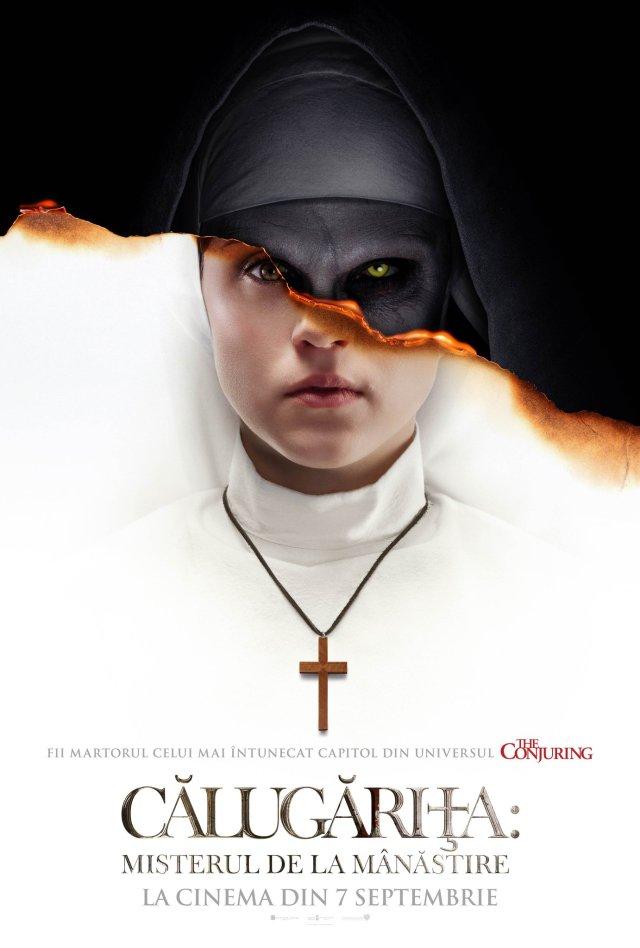 The Nun – Calugarita: Misterul de la manastire