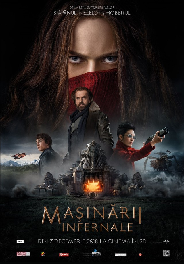 Masinarii infernale – Mortal Engines