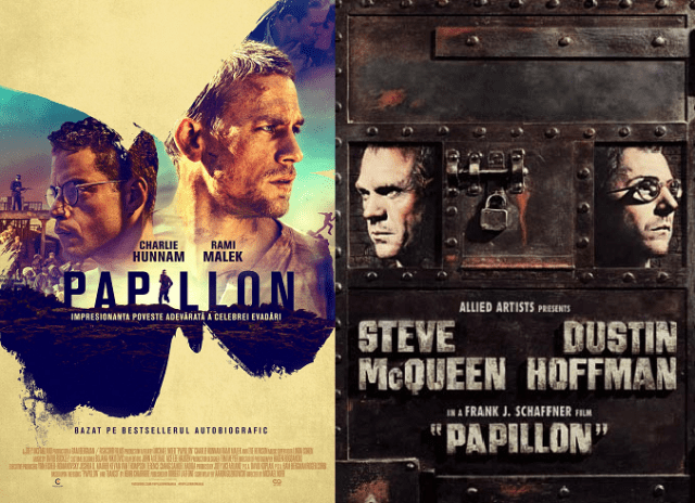 Noul Papillon are marele merit de a readuce in prim-plan un film excelent!