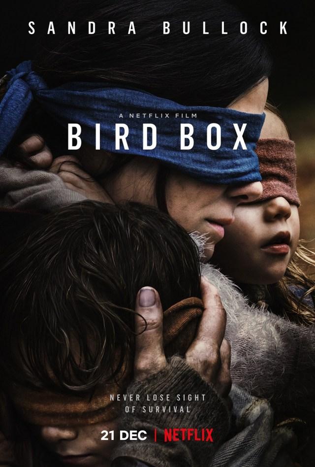 Pentru cei care au citit cartea, Bird Box Orbeste este un film foarte prost!