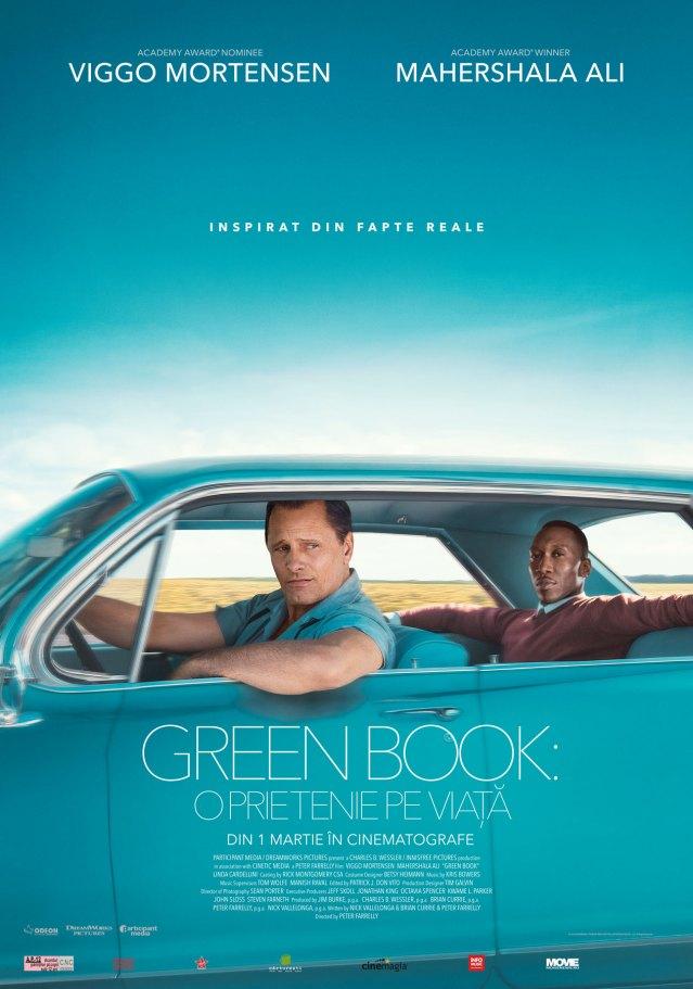 Ana Marin despre Green Book: O prietenie pe viata
