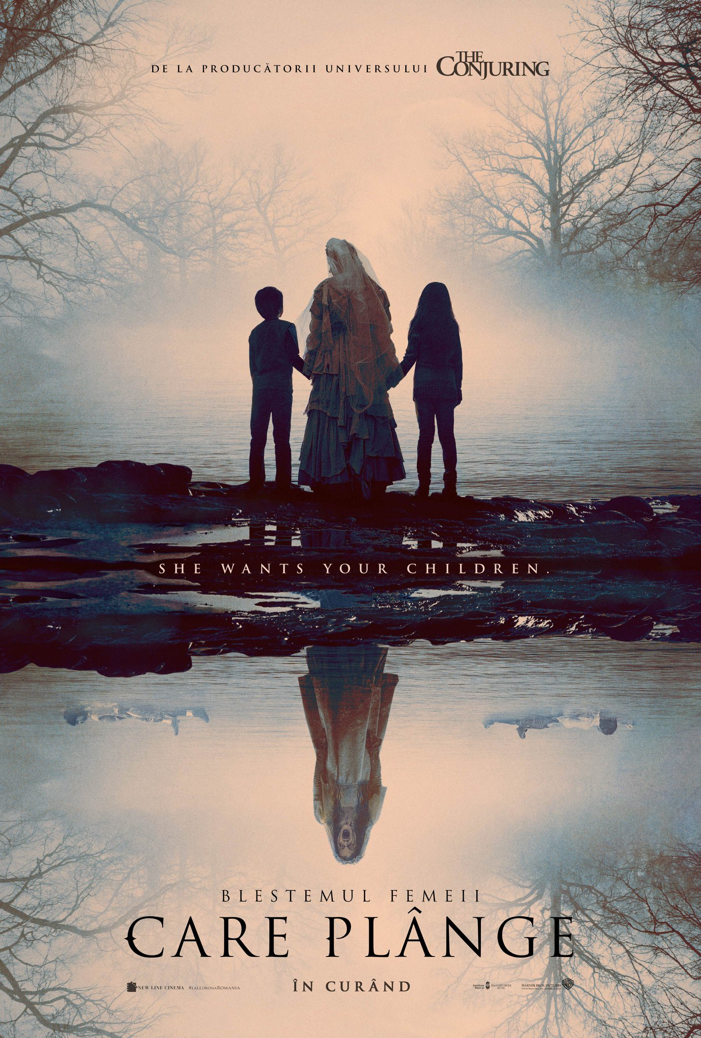 Blestemul femeii care plange – The Curse of La Llorona