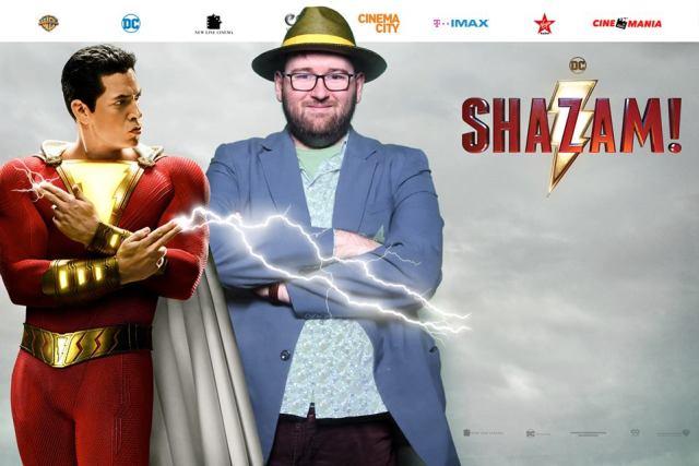 SHAZAM! Emil Calinescu avanpremiera IMAX 2019