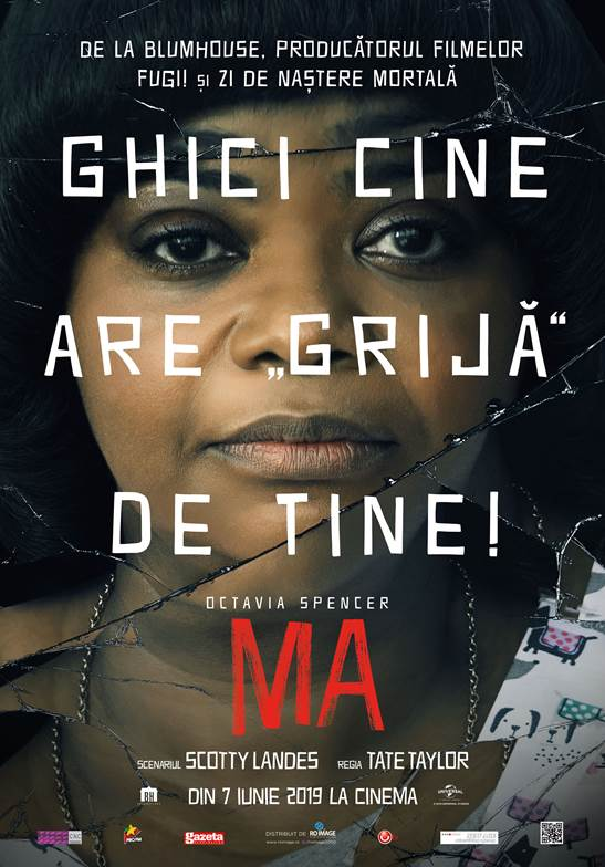 Ana Marin despre MA