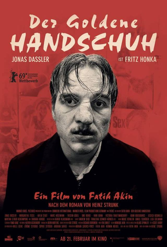 Manusa de aur – Der goldene Handschuh – TIFF 2019