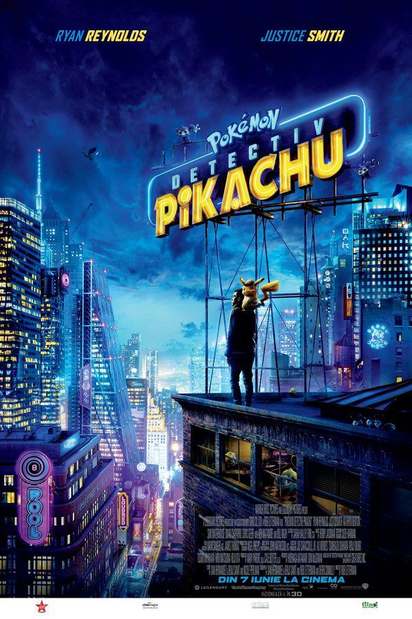 Ana Marin despre Pokemon Detectiv Pikachu