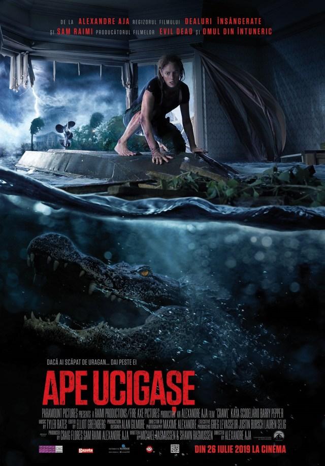Ape ucigase – Crawl