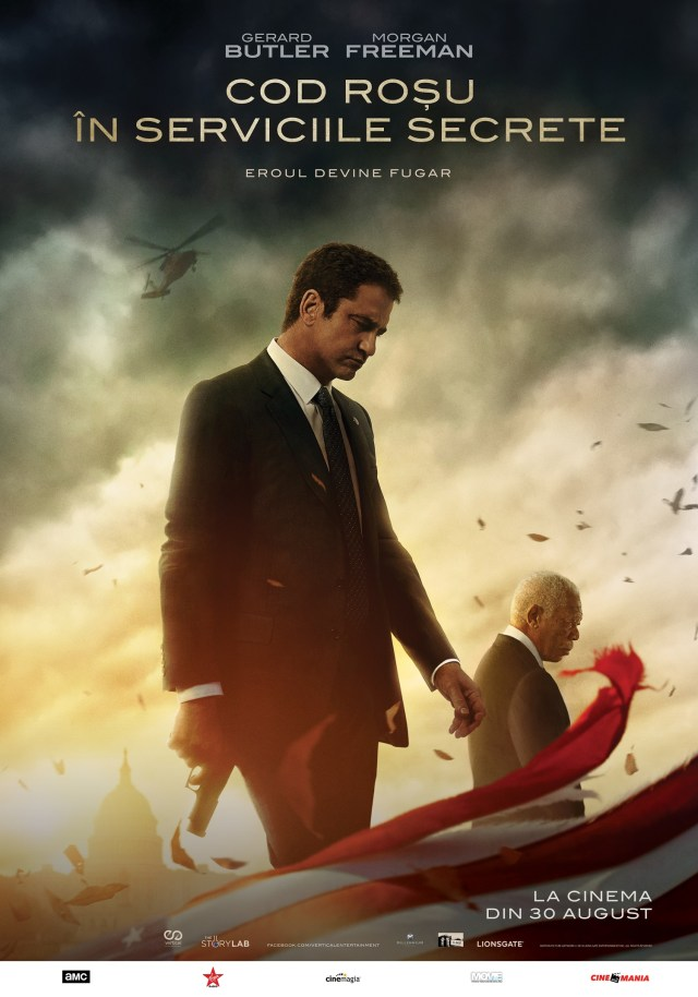 Cod Rosu in Serviciile Secrete – Angel Has Fallen