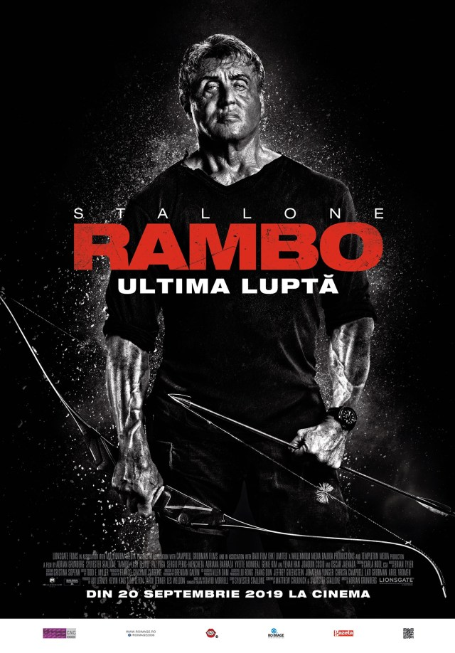 Rambo: Ultima Lupta – Rambo: Last blood