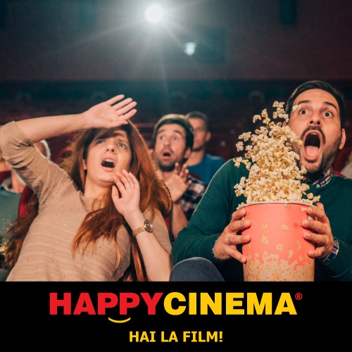 Happy Cinema Hai la film!