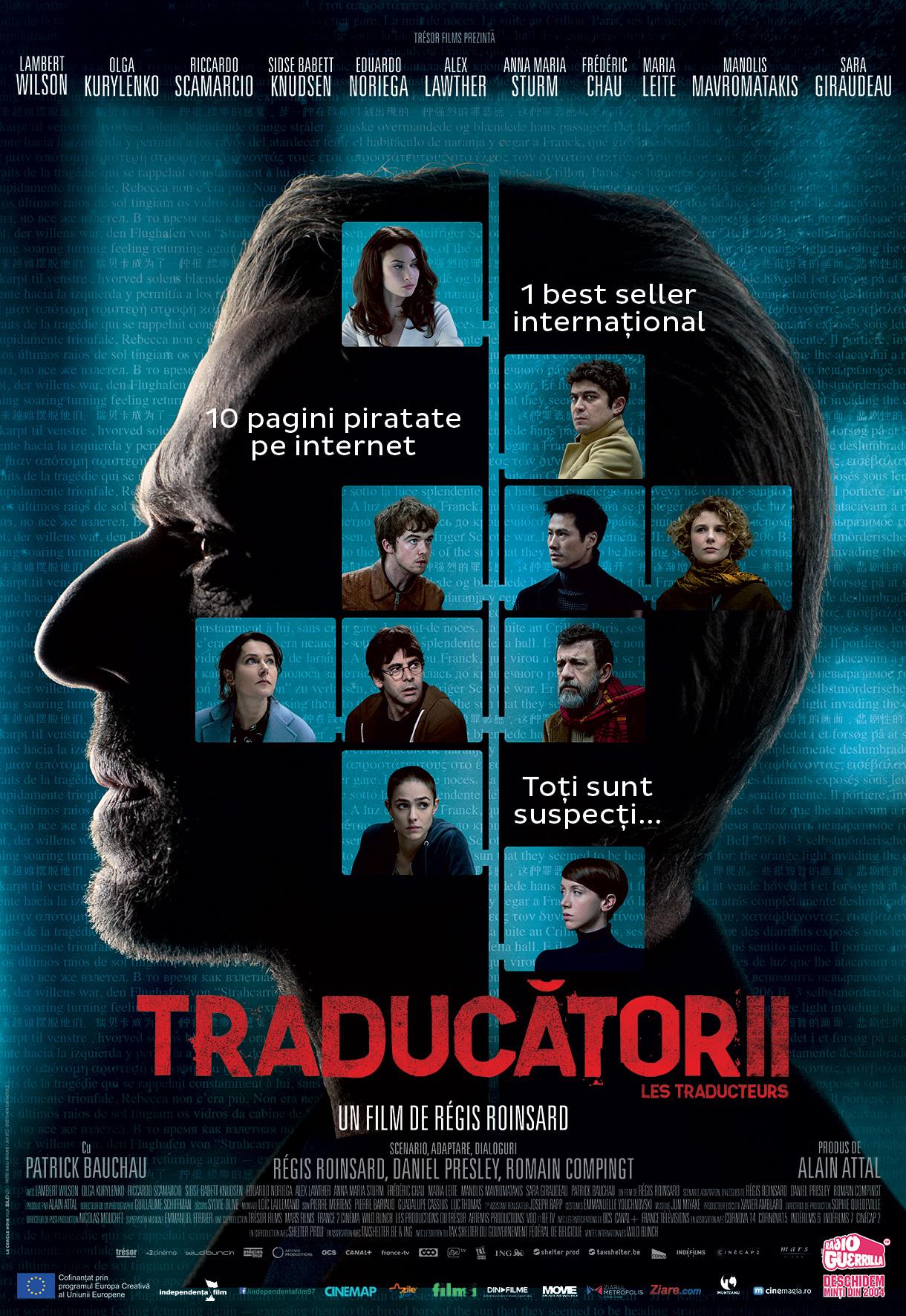 Traducatorii - Le Traducteurs poster