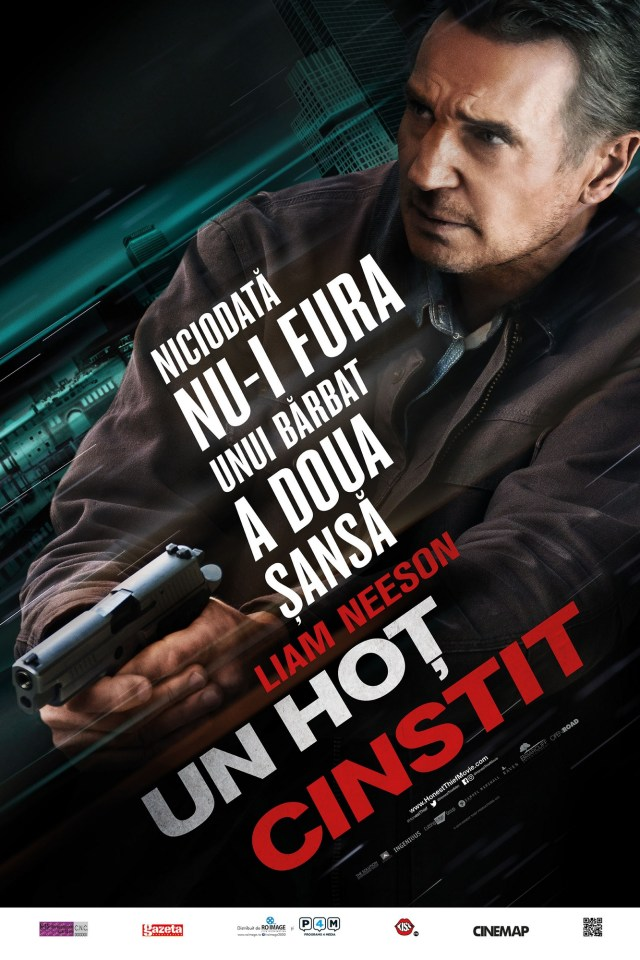 Un hot cinstit – Honest Thief