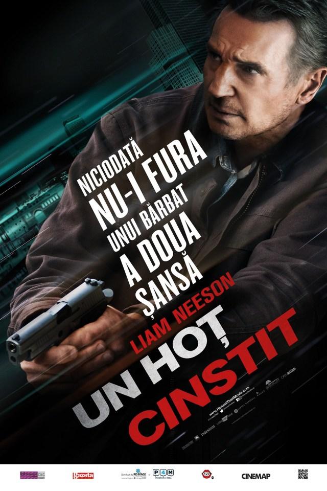 Un hot cinstit – Honest Thief