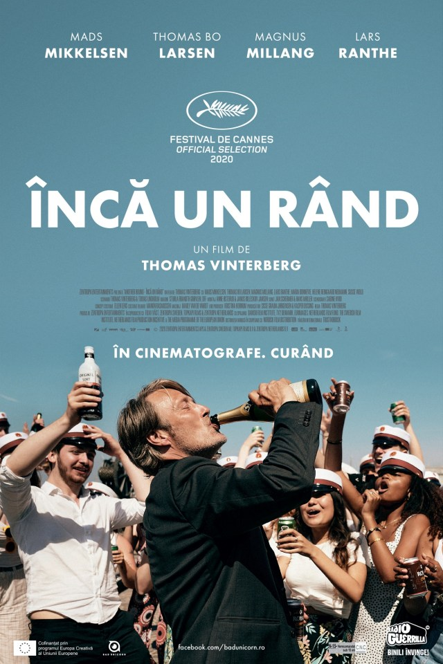 Inca un rand – Another Round – Druk