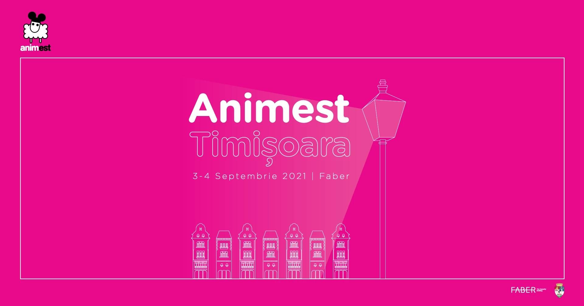 Animest Timisoara 2021 (Editia 1) - 3-4 septembrie 2021