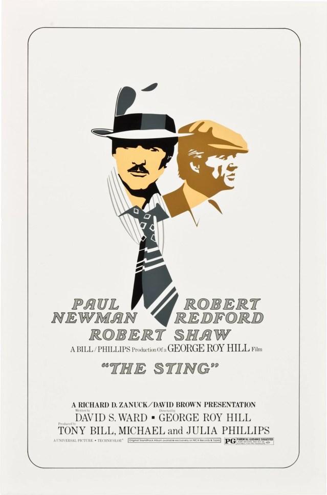 Cacealmaua (The Sting) – 1973