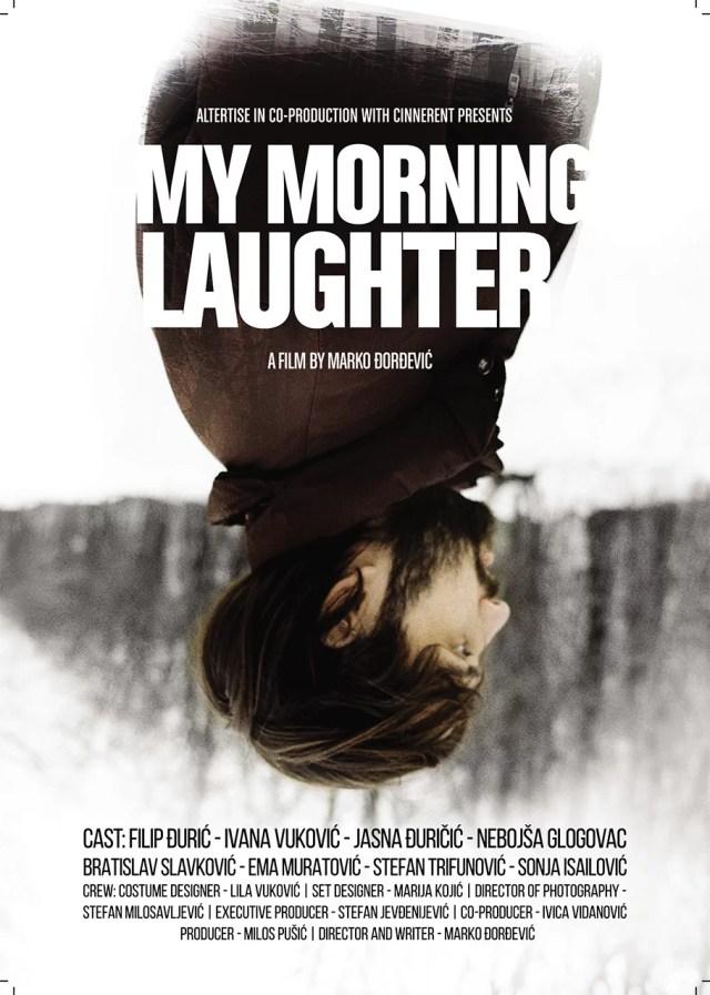 Cine rade de dimineata (My morning laughter) – TIFF 2021