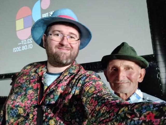 Intregalde - TIFF 2021 Emil Calinescu Sabin Luca Kente