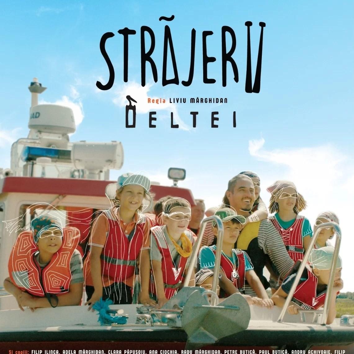 Strajerii deltei poster TIFF 2021