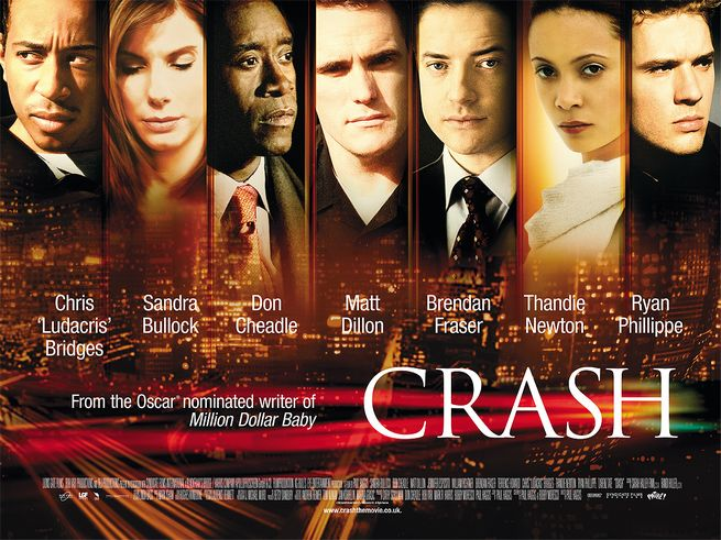 Poster do filme Crash - No Limite